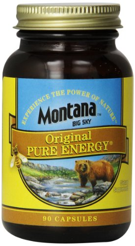 Montana Big Sky Pure Energy Capsules, 90 Count