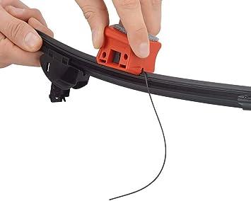 HP de Auto accesorios 12410801 Limpiaparabrisas de Schneider Dual Cut