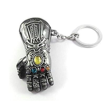 Nidavellir Infinity - Llavero con guante de Thanos: Amazon ...