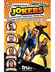 Impractical Jokers Giveaway #1 VF/NM ; DC comic book