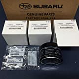 Subaru Engine Oil Filter & Crush Gasket
