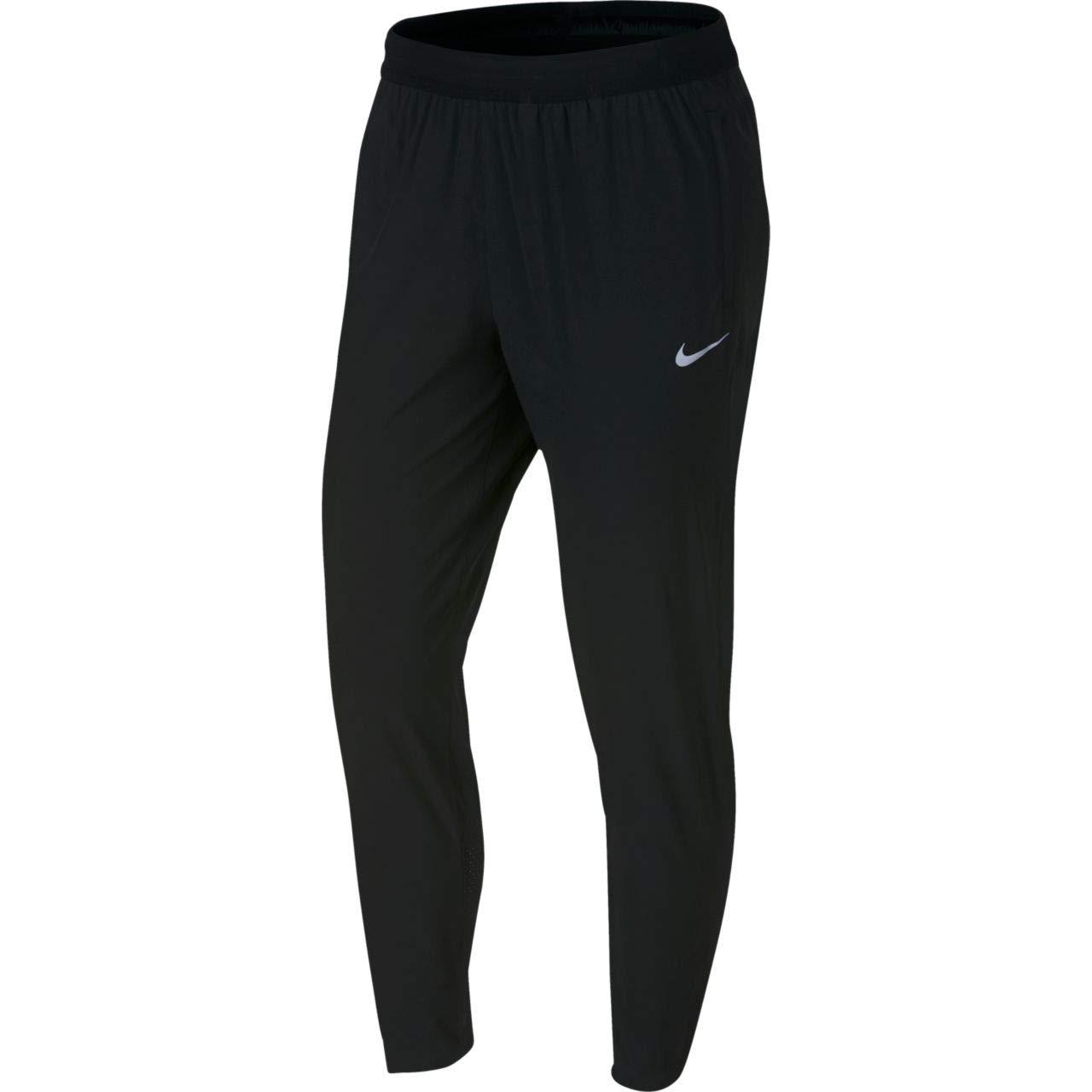 NIKE Women's Essential 7/8 Running Pants(Black, X-Large)