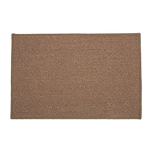 J&M Home Fashions Fashion Contemporary Area Rug, 20x30, Perfect Bedroom, Living Room, Kitchen, Laundry, Wash Room, Nursery, Loft, Office-Pin - Braided Rug Weather All