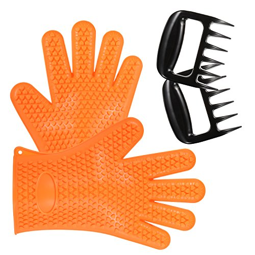 Yuntong Barbecue Gloves Pulled Claws product image