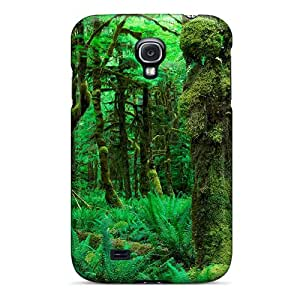 For Galaxy S4 Phone Case Cover(lush Green Forest)
