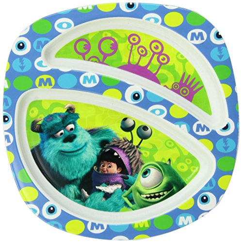 monster inc plate - 9