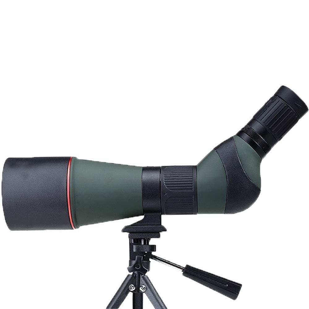 【返品不可】 Mariny スポッティングスコープズーム望遠鏡大口径単眼屋外ナイトビジョン軍隊グリーン携帯電話写真、バードウォッチング風景を楽しむ (サイズ さいず : 20-60 (サイズ*80) 20-60*80) 20-60 さいず*80 B07LC68QR8, Crescent Mirror:76199ed1 --- arianechie.dominiotemporario.com