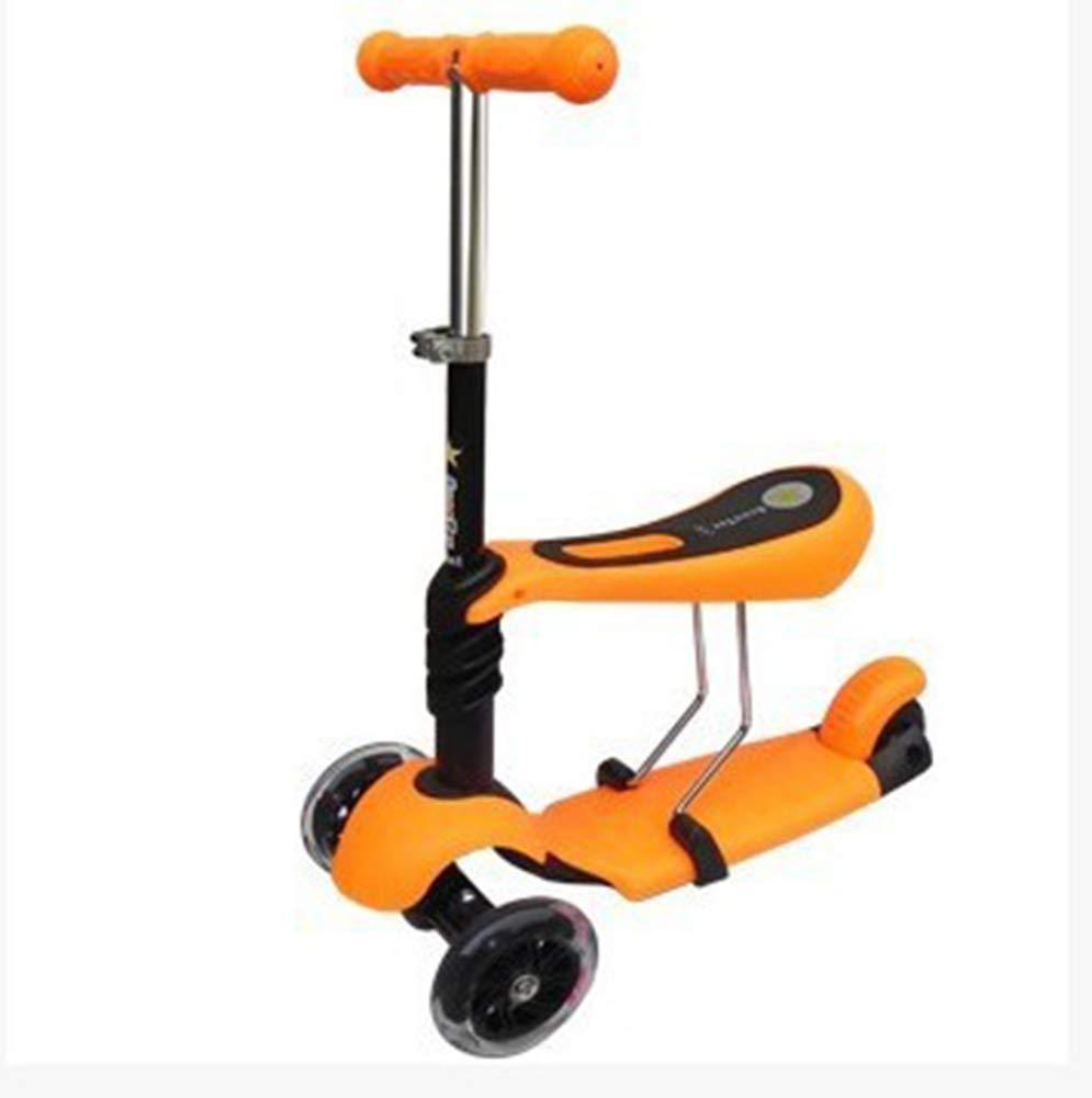 JIAAE Patinete para Niños Deportes Al Aire Libre Scooter ...
