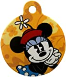 Platinum Pets Disney 1.25-Inch Smartphone Pet ID Tag with GPS, Minnie Mouse Design, My Pet Supplies