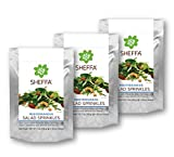 Cheap Sheffa Salad Mix Sprinkles Toppers, Mediterranean, 7 Ounce (3 Pack) HEALTHY & TASTY | Vegan | Kosher | Gluten Free | Non GMO | Low Sodium | for busy people – OFFICE/WORK