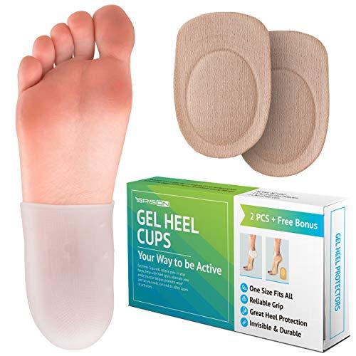 Gel Heel Cups Men Women product image