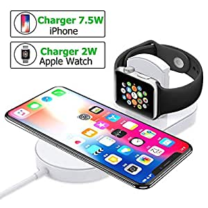 Amazon Com Wireless Charger Stand For Apple Watch Ahnr 2
