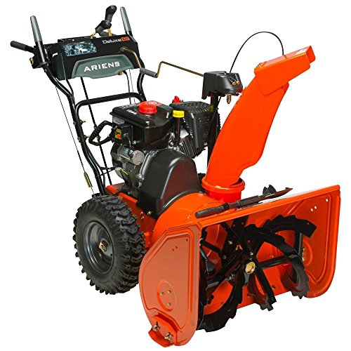 Ariens Deluxe 28 in. 2-Stage Snow Blower-254cc, Plain ()