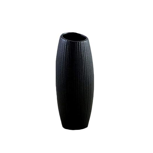 Cupcinu Jarrón de Flores de cerámica de Estilo Simple, jarrón ...