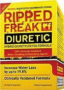 Pharmafreak Ripped Freak Nutritional-Supplement, Diuretic, 48 Count