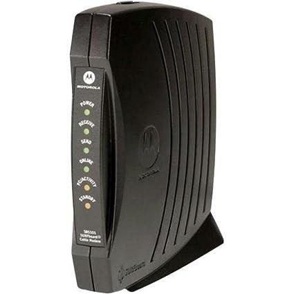 amazon com motorola surfboard sb5100 cable modem electronics rh amazon com iPad Manual User Manual Template