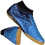 Chuteira Oxn Speed 2 Neo Futsal Azul 94e934c7b7ec4