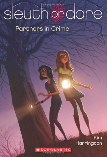 Partners Crime Sleuth Dare Book product image