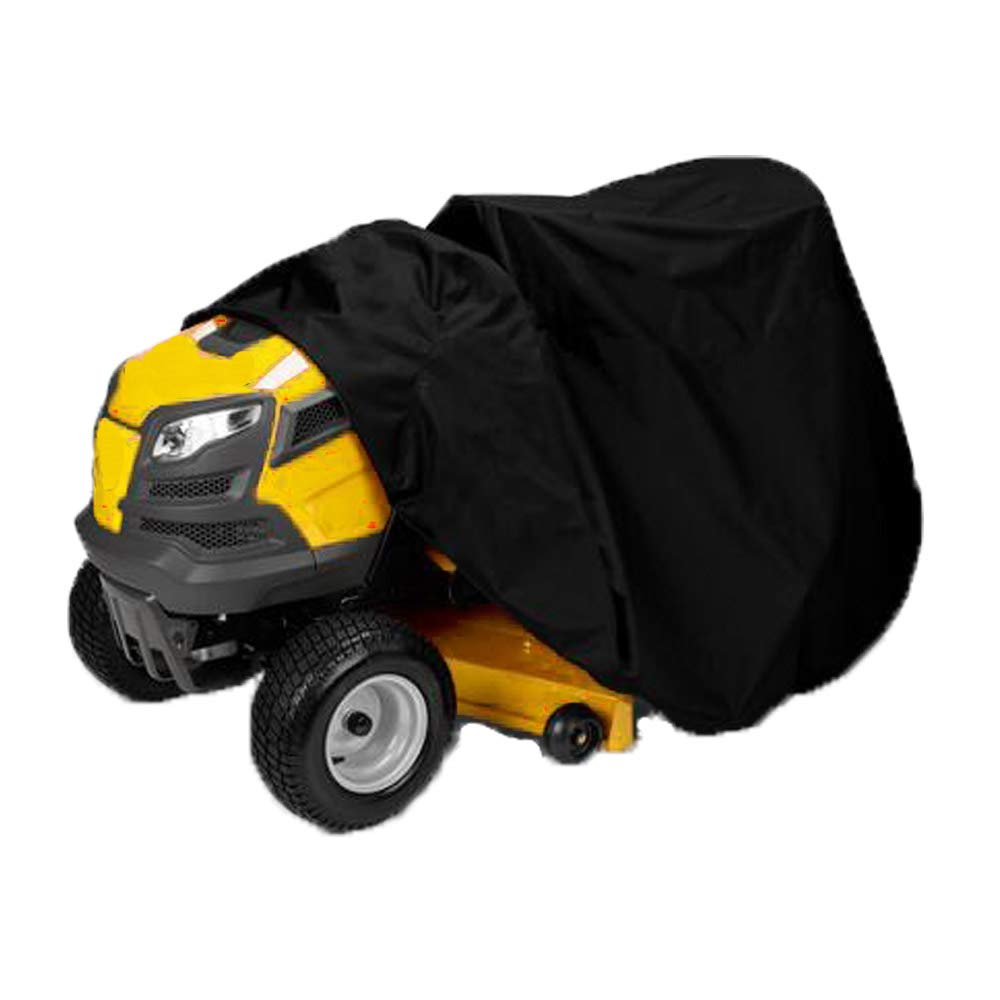 Comily Plus+ Riding Lawn Mower Cover Heavy Duty Waterproof Gardon Trackor Cover-56 X66 36.4 Ymiss