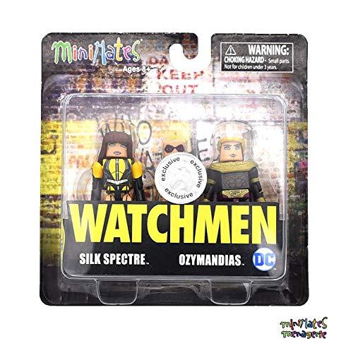 DC Watchmen Minimates Toys R Us Wave 1