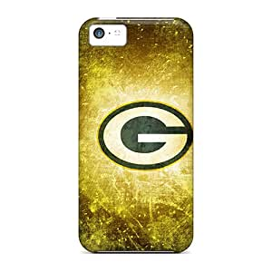 New Green Bay Packers Tpu Skin Case Compatible With Iphone 5c