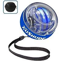 XUSHUDE Led-bal voor de pols, trainer, voor het ontleunen van de gyroscoopbal, spierbal, fitnessapparaat.