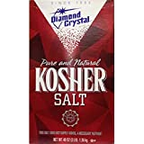 Diamond Crystal Kosher Salt, 48 Ounce (Pack of 1)