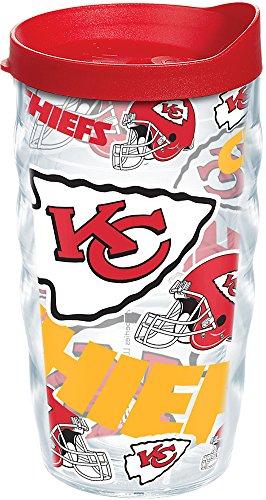 Tervis 1247950 NFL Kansas City Chiefs All Over