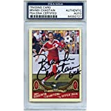 Brandi Chastain Autographed Signed Soccer Trading Card Team USA PSA/DNA #84092727