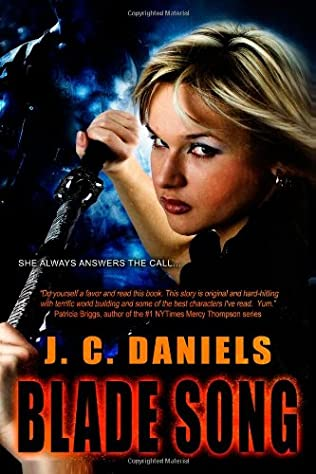 book cover of Blade Song