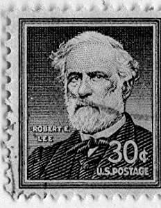 United States Postage 30 Cents Robert E Lee