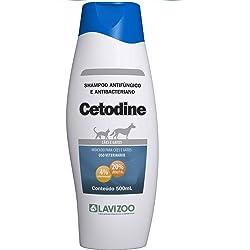 Cetodine Shampoo - 500 ml