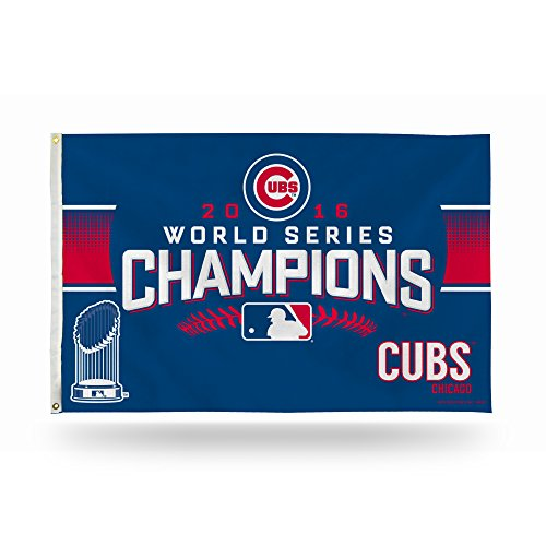 Chicago Cubs World Champs Banner
