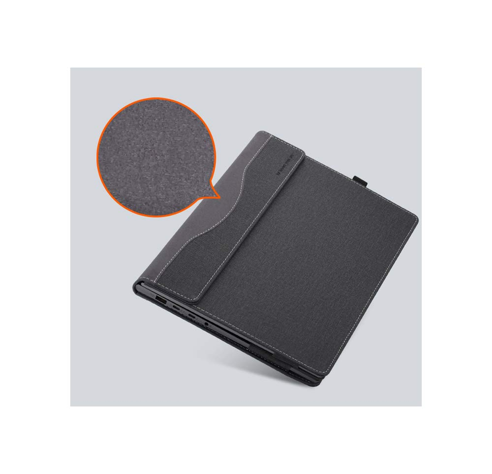 Heycase Compatible with Lenovo Yoga 530 14 inch Case,Multi-Angle Viewing Portfolio Business Case Cover Compatible with Lenovo Yoga 530 14