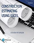 Construction Estimating Using Excel   (What`s New in Trades & Technology)