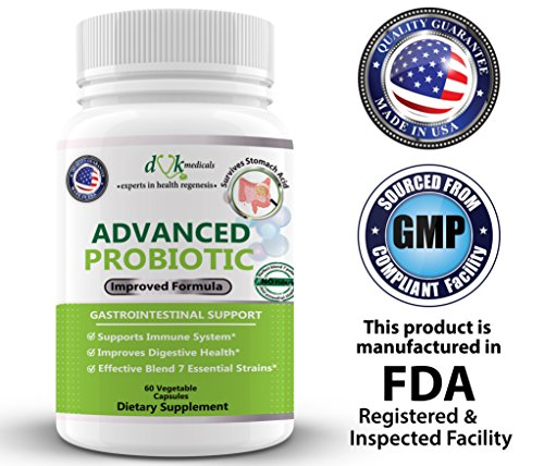 living natural advanced probiotic - 5
