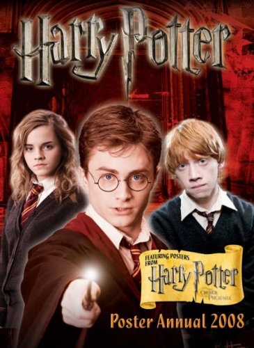 Harry Potter Poster Annual 2008: Amazon.es: j-k-rowling ...