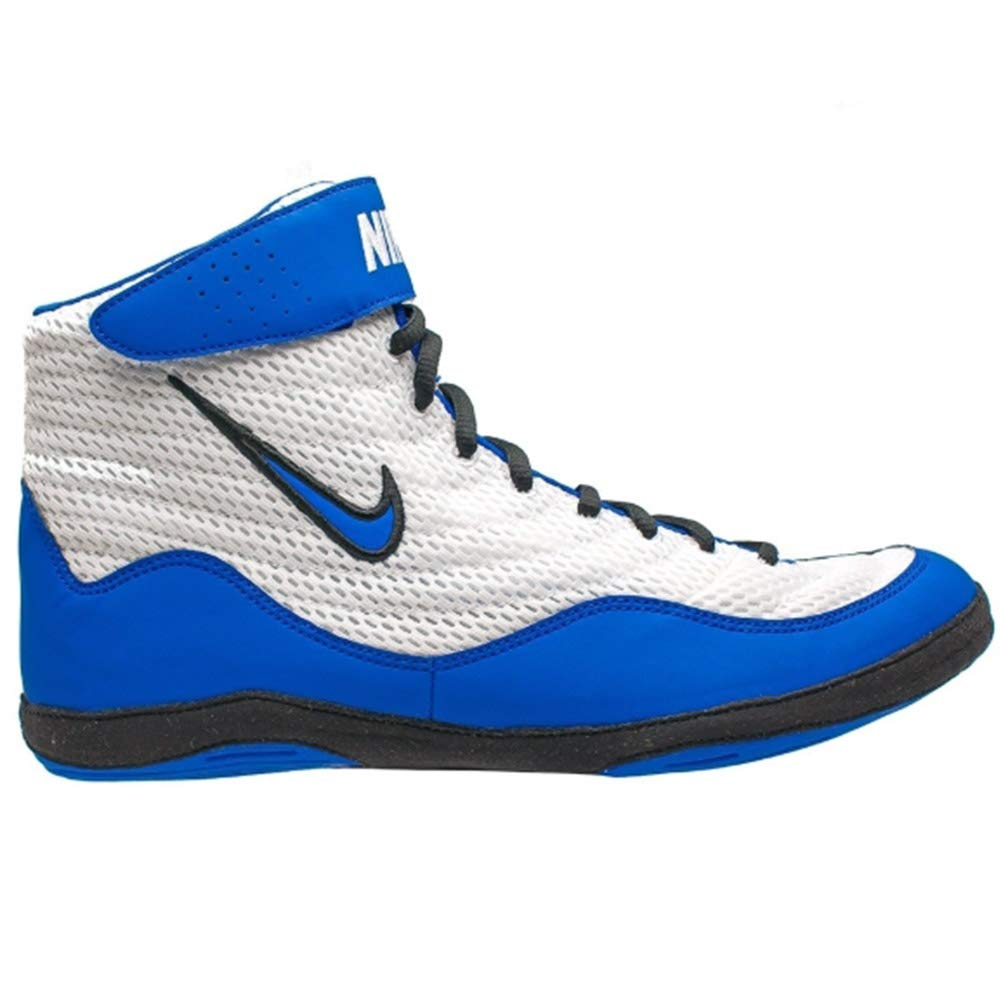 Nike Inflict Mens 325256-140 Size 12.5 White/Game Royal-Black by Nike