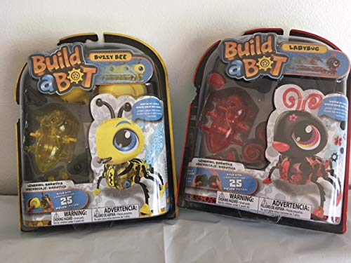 Double D Goods Build a Robot Buzzy Bee & Lady Bug