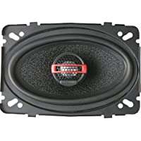 DB Drive S5 46V2 OkurS5v2 Series Speakers, 4x6, Coaxial, 275W, Set of 2