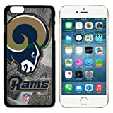 Rams Los Angeles Football New Black Apple iPhone 6S Plus Case By Mr Case