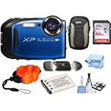 Fujifilm FinePix XP80 Waterproof Digital Camera...