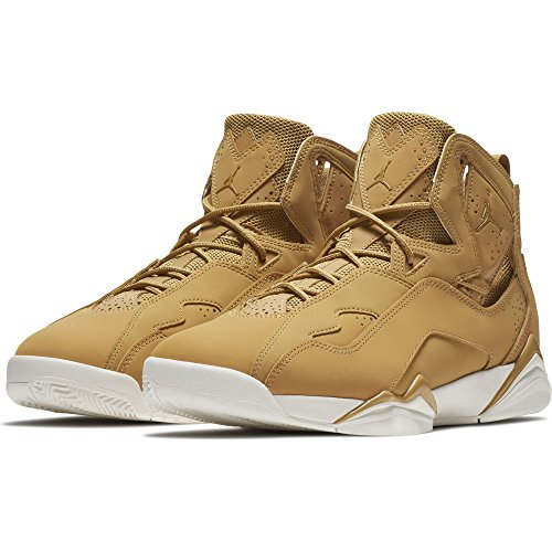 b4fa6b4a76ffc0 NIKE Jordan Men s Jordan True Flight Golden Harvest Golden Harvest  Basketball Shoe 9.5 Men US
