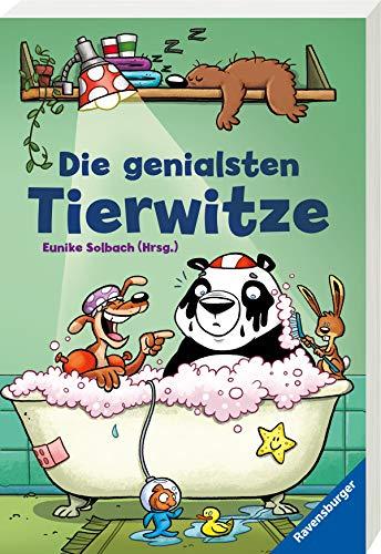 Buch-Tipp: Die genialsten Tierwitze, Affenwitze uvm.