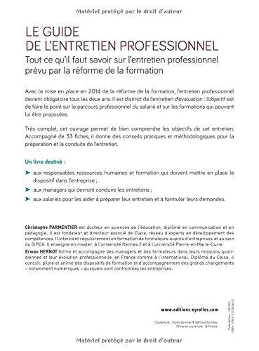 Exemple De Guide D Entretien Avec Un Professionnel ...