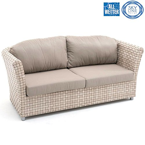 SKYLINE DESIGN® FLORENCE LOVESEAT SOFA