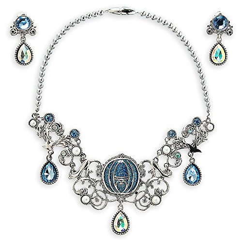 Disney Cinderella Jewelry Set -