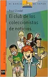 El club de los coleccionistas de noticias: 128 El Barco de
