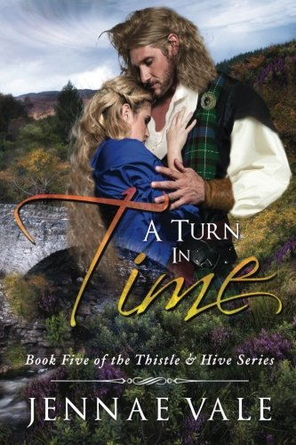 Turn Time Book Thistle Hive product image