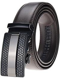 Belt Men's Leather Ratchet Belt